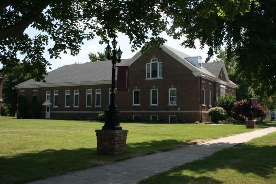 Administrative Building_Auditorium