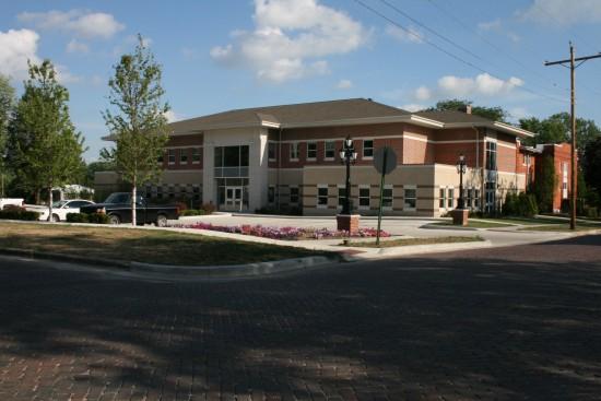 Grand Prairie School